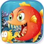 Big fish eat small fish for Android