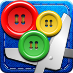 Buttons and Scissors for Android