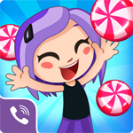 Viber for Android Candy Mania