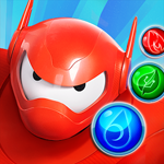 Big Hero 6: Fight Free for Android Bot