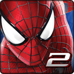 Unleash the Spider Man Blue for Android