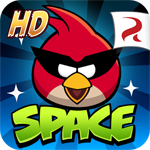 Angry Birds Space HD for Android