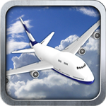 Airplane flight simulator 3D for Android