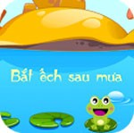 Getting frogs after rain for Android