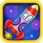 Shoot Fireworks - Rocket Frenzy for Android