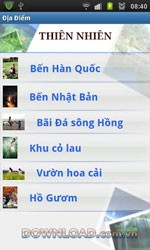 Angle shots Vietnam - Android