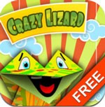 Crazy Lizard Free For Android