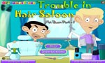 Trouble In Hair Saloon Mr. Bean for Android