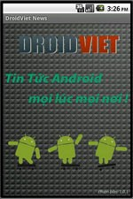 DroidViet News for Android