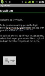 MyAlbum for Facebook for Android