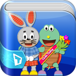 Good children: Rabbit and Turtle HD for Android