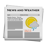 NewsHog: Google News & Weather for Android