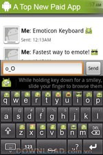 Emoticon for Android