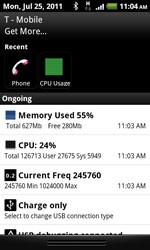 CPU Usage Monitor for Android