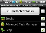 Advanced Task Manager For Android