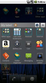 Folder Organizer lite for Android