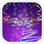 Happy new year 2015 - Zero for Android