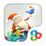 Christmas Theme GO Launcher for Android