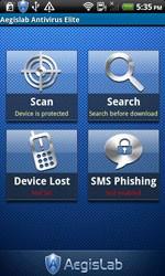 AegisLab Antivirus Elite for Android