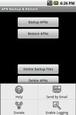 APN Backup & Restore for Android