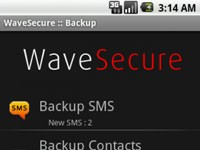 WaveSecure Mobile Security for Android