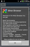 Miren Browser for Android