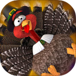 Chicken Invaders 4 Thanksgiving for iOS