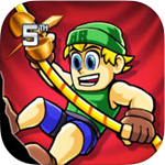Radical rappelling for iOS