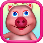 Talking Pig Oinky for iOS