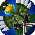 Chicken Invaders for iOS 5