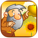 Fall yellow peaches for iOS