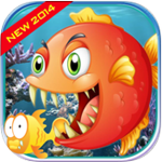 Big fish eat small fish for iOS