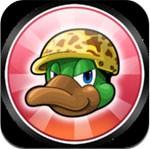 Players shoot ducks for iOS