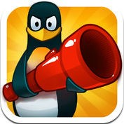 Crazy Penguin Wars: Tiny Duels for iOS