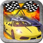 Drag Racer 3D Car Builder and Free for iOS