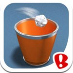Paper Toss for iOS
