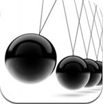 Newton's Cradle for iOS
