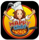 Happy Chef HD for iPad