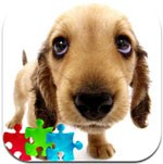 Cute Puppy 2000+ Jigsaw Puzzle Free for iPad