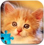 Kitty Jigsaw for iPad