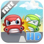 Crazy Car HD Free for iPad
