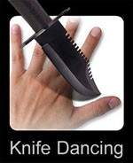 Knife Dancing for iOS