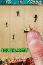 Ant Smasher Christmas for iPhone