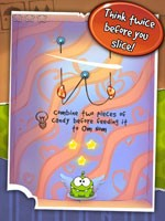 Cut the Rope HD for iPad