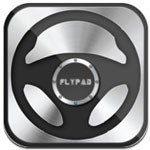 Flypad - Steering Wheel for iPhone