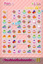 World Confectionery - iPhone Game