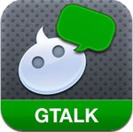 Tap to Chat for Google Talk