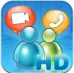 MSN Messenger HD for iPad Video