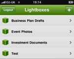 Lightbox For iOS
