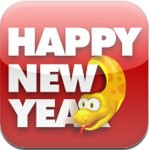 Happy New Year for iOS